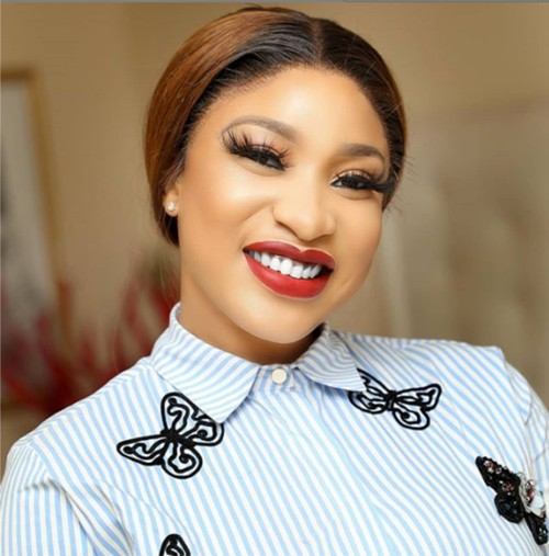 Tonto dikeh cries for Sex says she has been celibate for over 3 years[See photo]