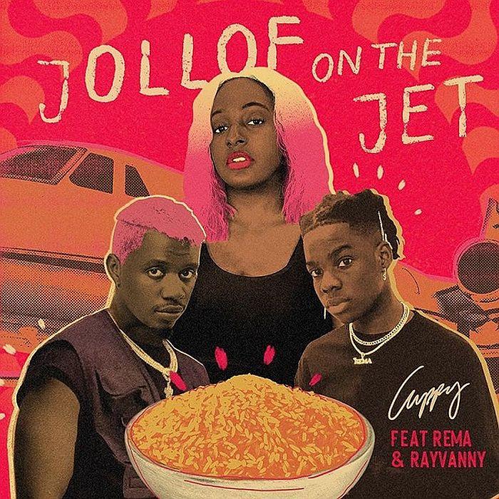 [MUSIC] DJ Cuppy Ft. Rema X Rayvanny – Jollof On The Jet Mp3 Download