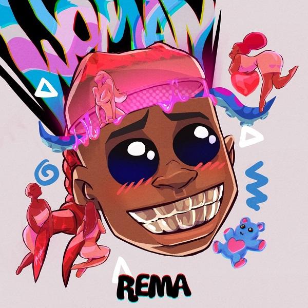 "Rema – ""Woman Lyrics MP4 Download"