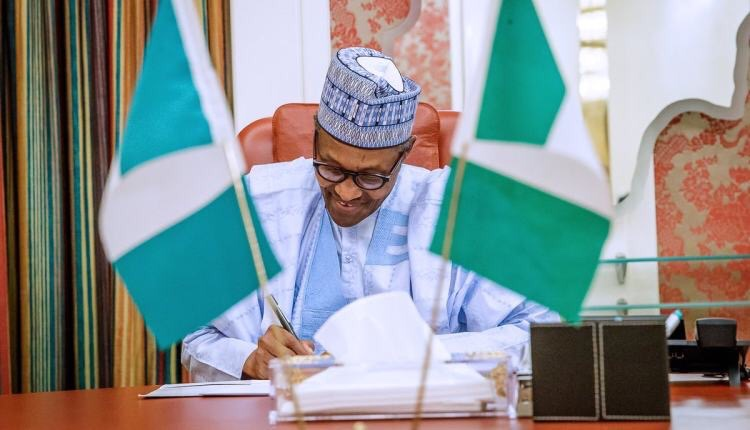 Buhari Approves Law Ordering 6-Months Jail Term For Anyone Who Disobeys COVID-19 Protocol