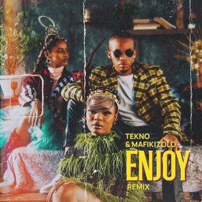 DOWNLOAD Tekno ft Mafikizolo – Enjoy (Remix)