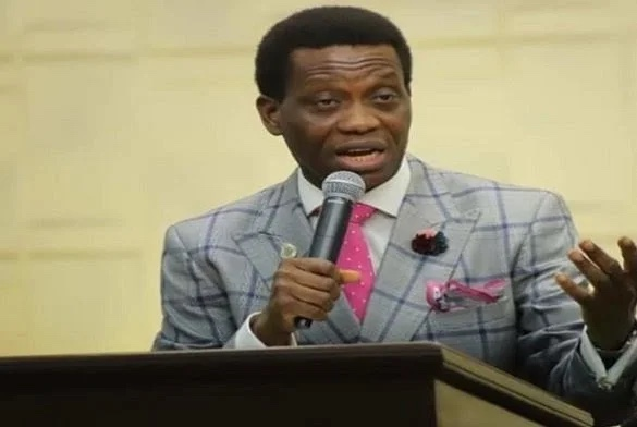 BREAKING: Pastor Adeboye in pain, loses son Dare.