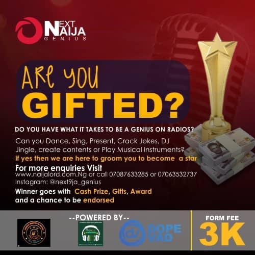 Next Naija genius(How to apply and win)
