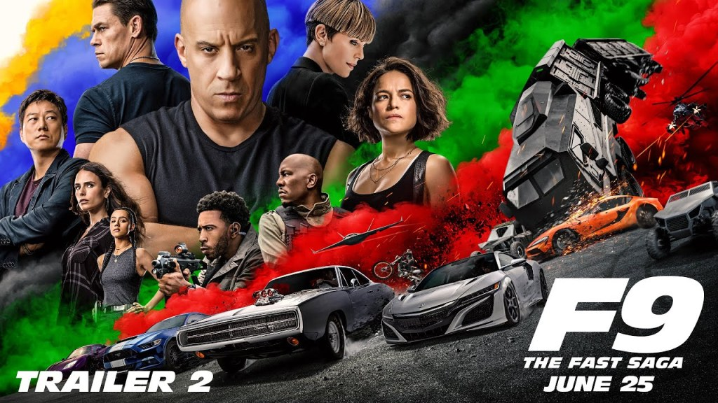 DOWNLOAD FULL MOVIE: Fast and Furious 9 (F9 The Fast Saga)