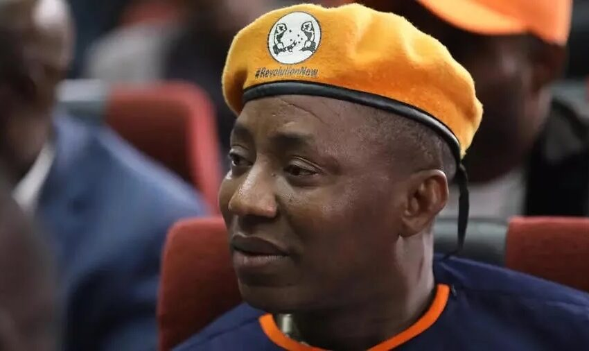 Sowore Shuns NANS says protest Will hold